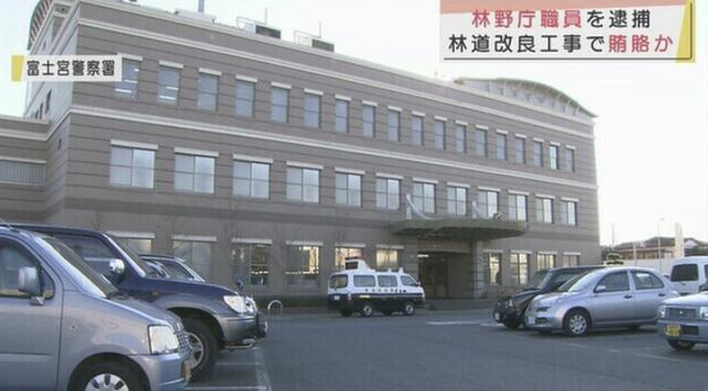 画像: 静岡県警富士宮署