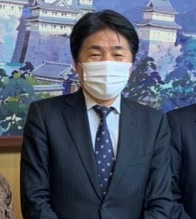 画像: J3沼津の山本昌邦会長