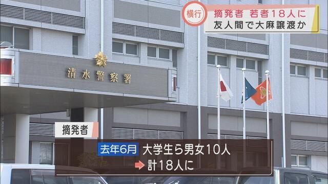 画像: 静岡県警清水警察署
