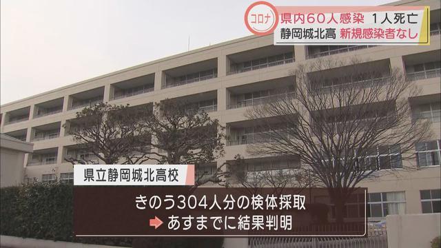 画像: 【新型コロナ】静岡県内で60人感染1人死亡 静岡城北高校ではあすまでに検査結果判明 youtu.be