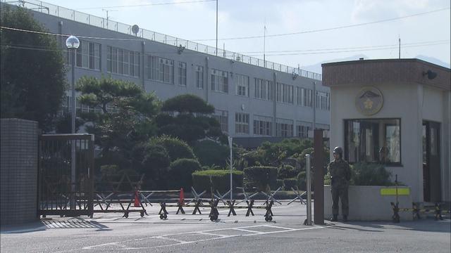 画像: 陸上自衛隊駒門駐屯地 静岡県御殿場市