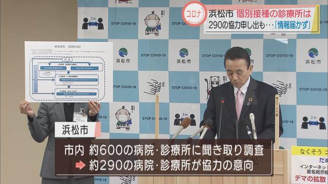 画像1: 「保管法や注射針の処理は…」情報がなく戸惑う医療現場 浜松市