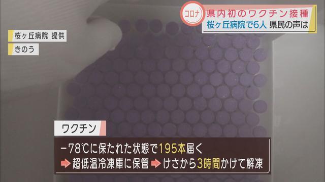 画像2: 最初の6人に副反応や体調不良なく…「痛みはほとんどなかった」 静岡県でもワクチン先行接種始まる