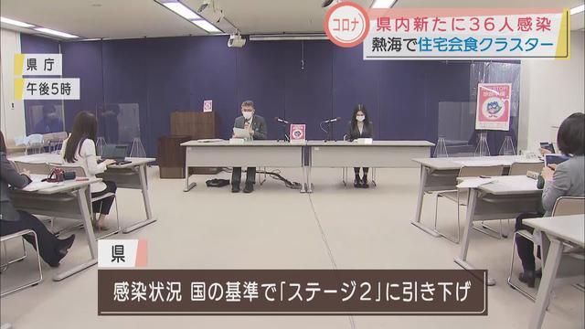 画像: 【新型コロナ】静岡県36人感染 熱海市では住宅内の会食で9人感染しクラスターに youtu.be