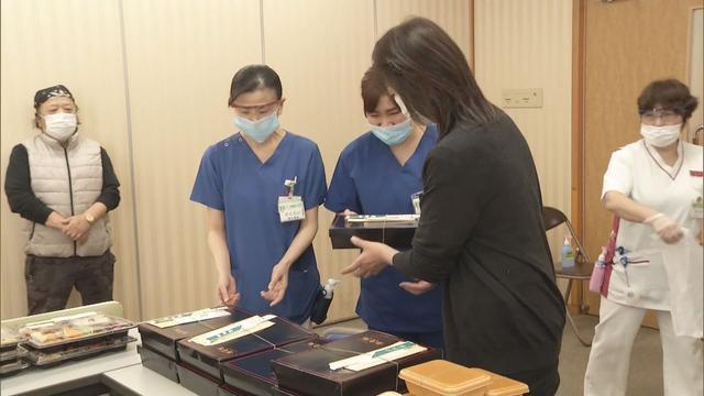 画像: 感謝の気持ちをお弁当に込めて…飲食・宿泊業者が医療関係者に届ける「エール飯」 静岡・牧之原市