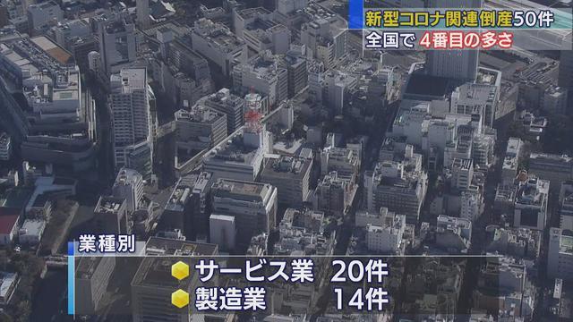 画像: 新型コロナ影響の倒産静岡県は全国4番目今後さらに増える可能性も 帝国データバンク youtu.be
