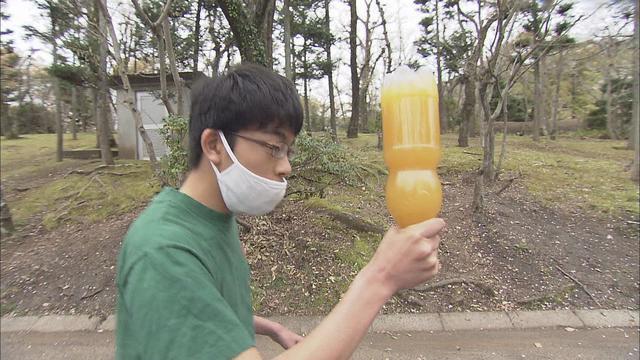 画像: 828グラムの超低体重で生まれた13歳…3カ月後は聖火ランナー ペットボトルをトーチに見立ててトレーニング 静岡市 youtu.be