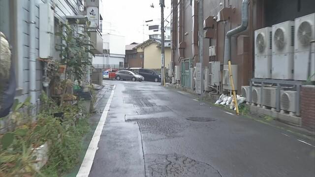 画像: 酒を飲みながら犯行を計画か…三島繁華街殺人事件で共犯とみられる男を殺人容疑で逮捕 静岡県警