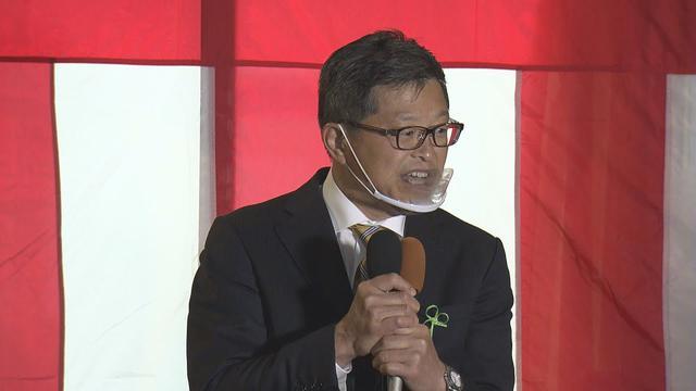 画像: 静岡・袋井市長選で初当選した大場規之氏 「笑顔あふれる袋井に」と抱負 youtu.be