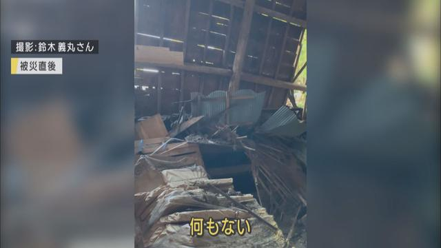 画像2: 竜巻か…突風で市内で家屋125棟が損壊