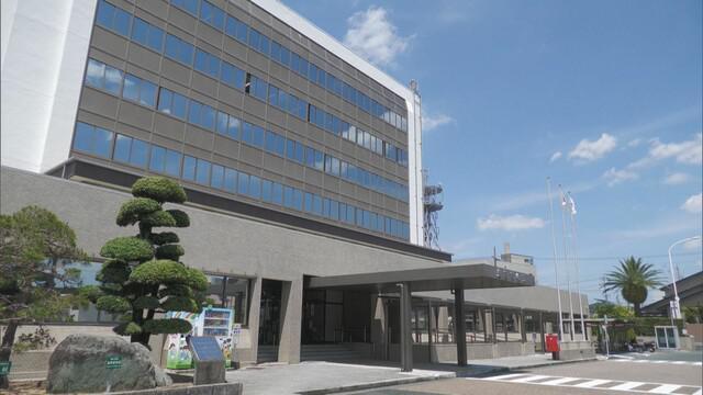 画像: 磐田市役所