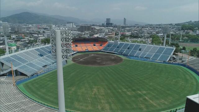 画像: 【高校野球静岡大会】富士市立-三島南  センバツ出場の三島南、5回までに6点リードも