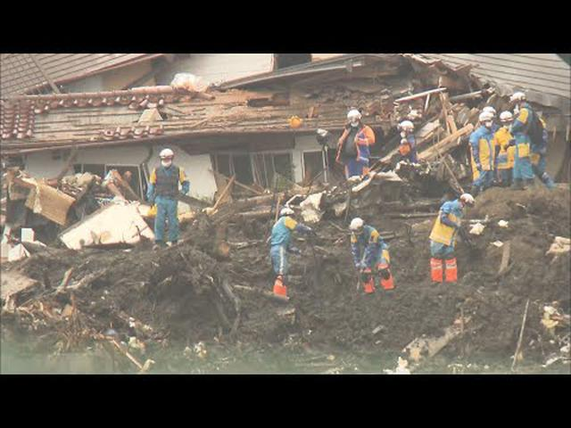 画像: 静岡・熱海市の避難指示は解除 30日から公営住宅などの申し込み受付開始 youtu.be