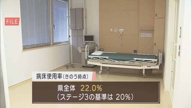 画像: 「東部地域の病院スタッフは疲弊と緊張が高まっている」