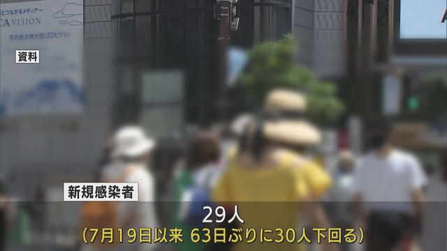 画像: 【新型コロナ】静岡県の新規感染者29人…2カ月ぶりに30人下回る 入院患者3人死亡 youtu.be