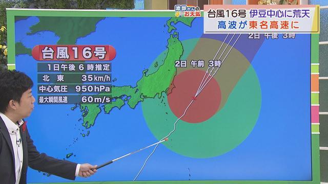 画像: 【10月1日 静岡】渡部さんのお天気 あすは「台風一過の秋晴れ」 youtu.be