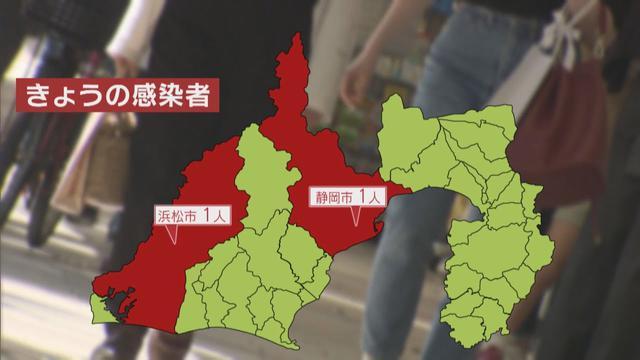 画像: 【新型コロナ】静岡県2人感染…8日連続で1桁 病床使用率は2%に 静岡県 youtu.be