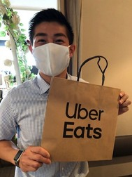 画像1: UberEats静岡進出!~学生時代を思い出した話~