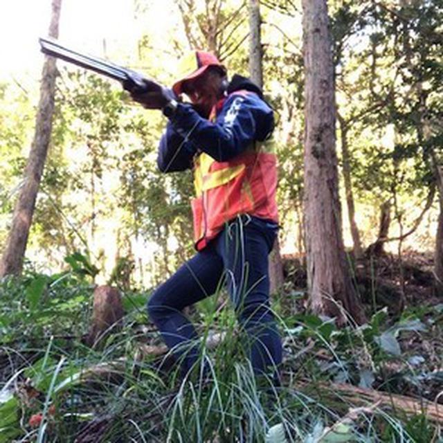画像1: 狩猟と射撃の話