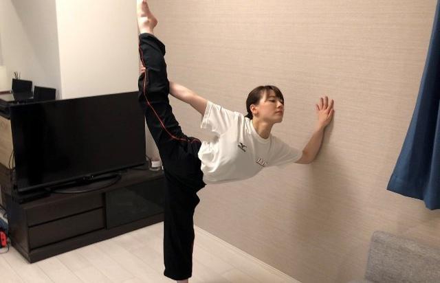 画像1: お家でトレーニング