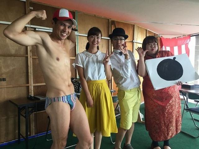 画像: 灼熱お笑いライブ in CSC☆
