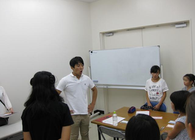 画像2: 小学生アナウンサー体験!