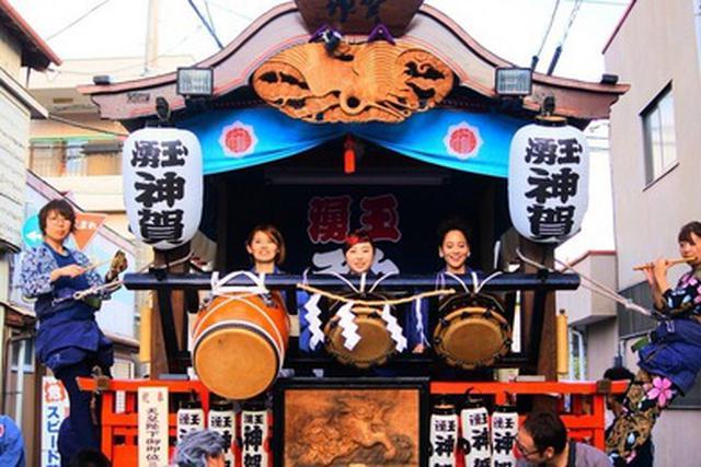 画像3: 富士宮まつり