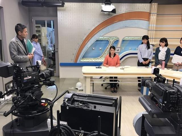 画像2: あさひテレビのアナが「熱血先生」に!!
