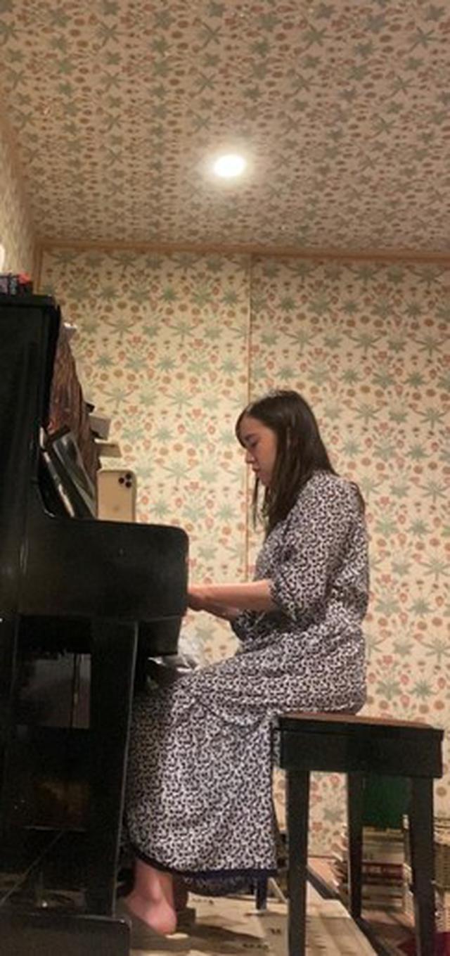 画像1: ピアノを始めました!!