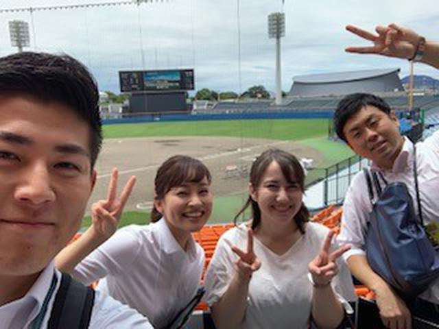 画像1: 高校野球中継いよいよ!