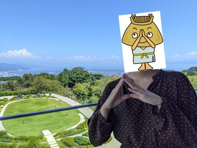 画像: おねがいトロベーと、富士山トロベー。