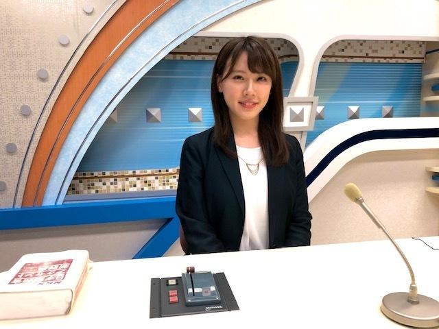 画像: 中野結香「初めてのニュース」 https://look.satv.co.jp/_ct/17379613