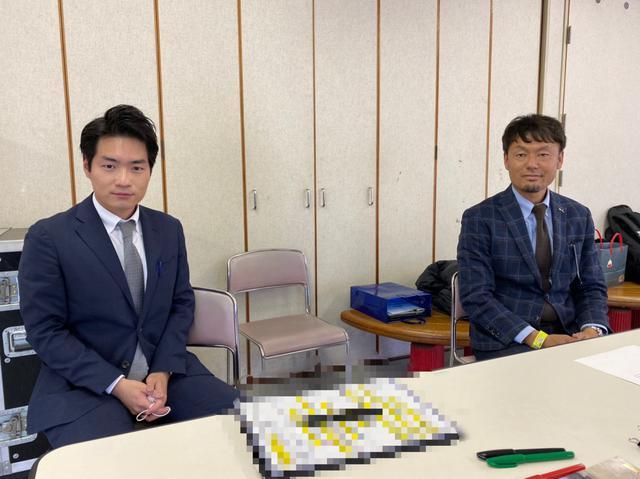 画像: 【解説はサッカー元日本代表DFの森岡隆三さん】