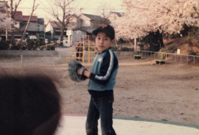 画像: 「野球少年」だったころの私 熱烈な巨人ファンでした