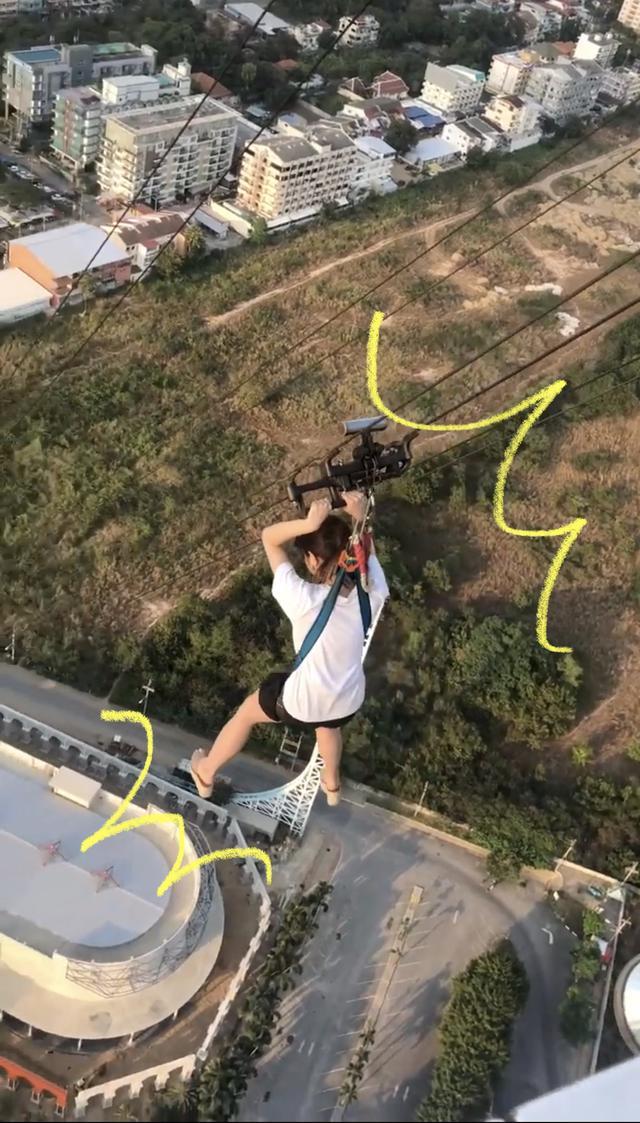 画像2: 高さ170mからの挑戦!