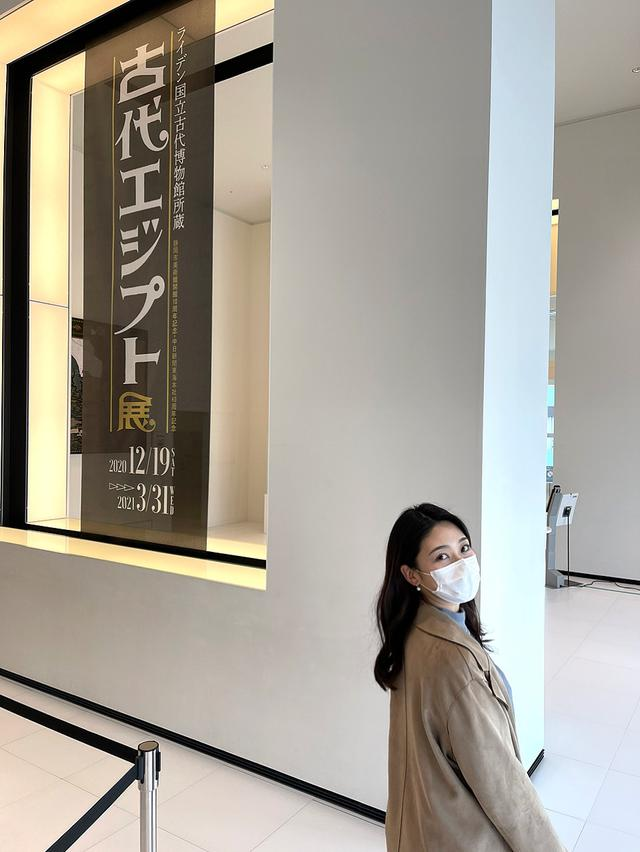 画像2: 桜と美術館