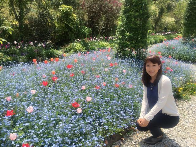"""画像: 2018年、高知県。フランスと高知にしかない""""モネの庭""""。JR高知駅から車で往復約3時間かかりますが、公私合わせて3年間で10回は訪れたはずです。"""
