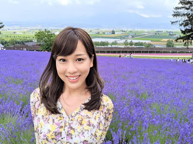 画像: 番外編。2019年7月の夏休み、北海道・富良野。このラベンダーに囲まれるのは、人生で叶えたいことリストのひとつでした。富良野の7月は静岡の4月並みに過ごしやすかったです。