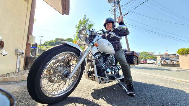画像1: バイク日和
