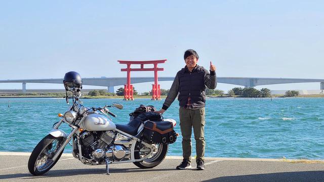 画像4: バイク日和