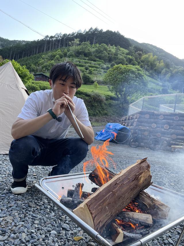 画像: ソロキャンプに初挑戦!
