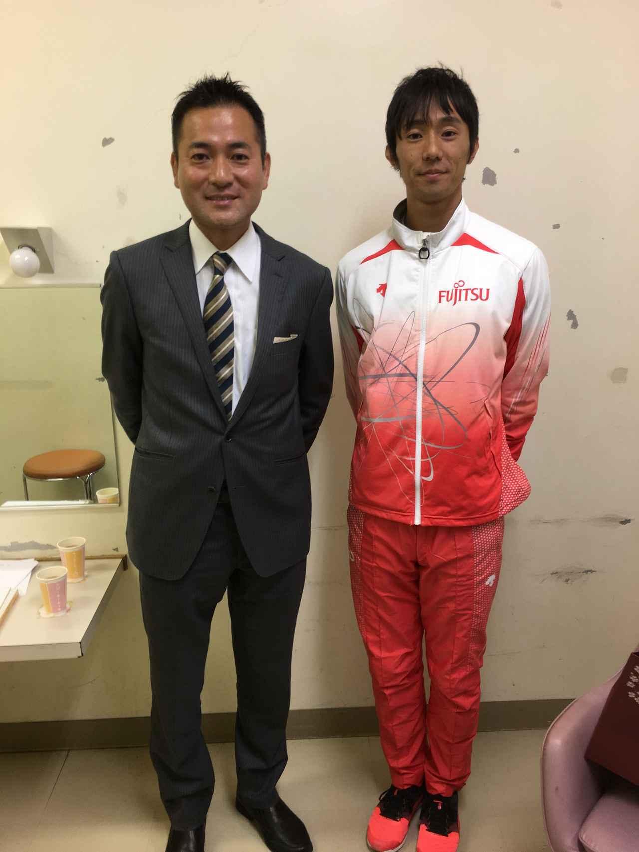 画像: 2016年静岡西高校の40周年記念式典で