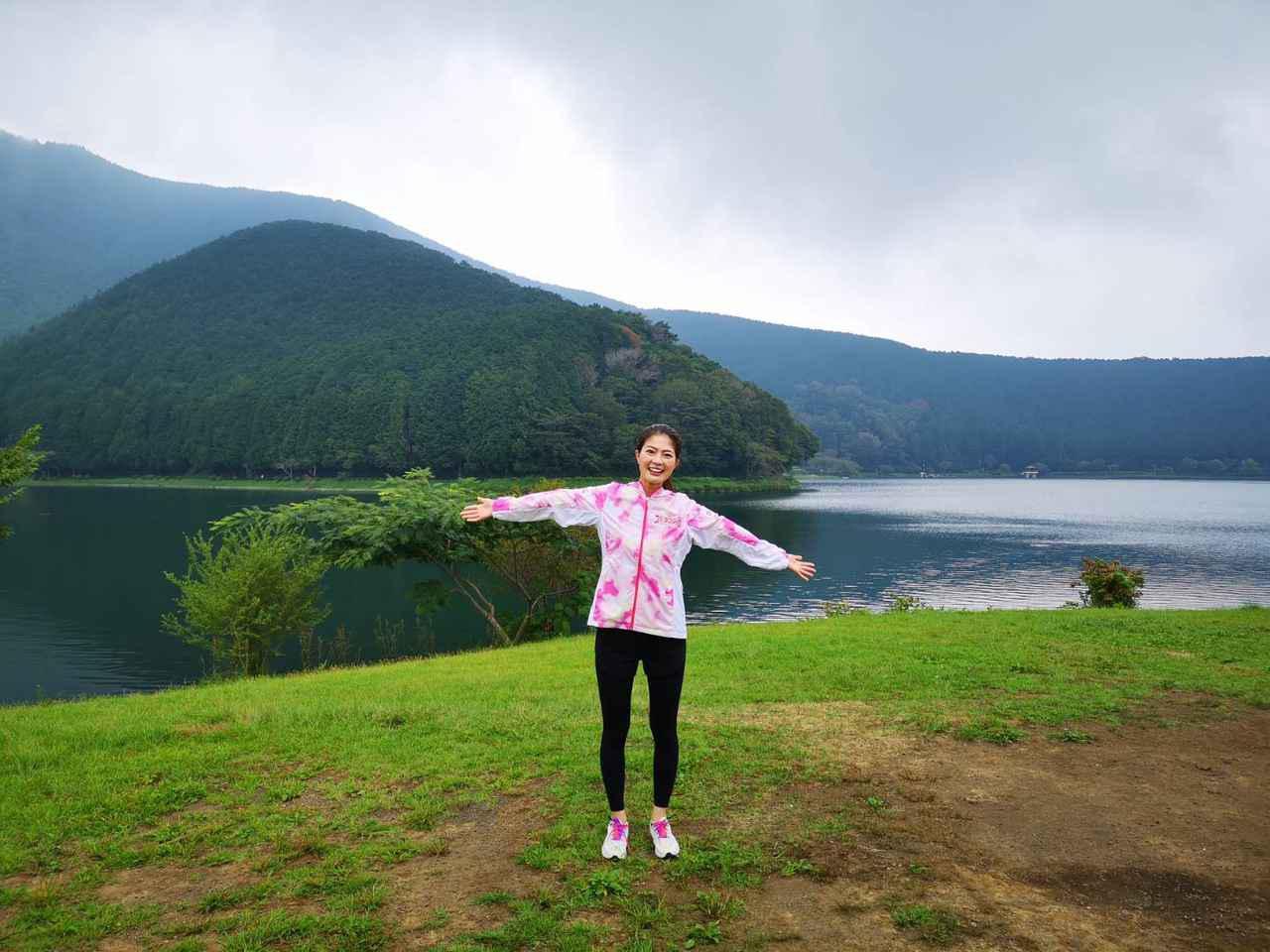 画像: 富士宮市の田貫湖☆ 空気が澄んでいて気持ちよかった~!