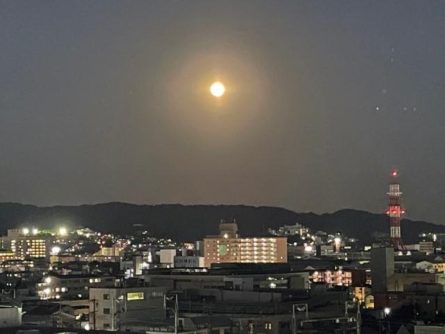 画像1: もうすぐ十三夜、後の名月です