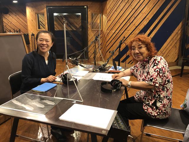 画像: 「続・野沢の雅子さん」9月19日(土)#8 ゲストは 柴田理恵さん