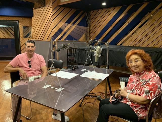 画像: 「続・野沢の雅子さん」10月17日(土)#12 ゲストは パンツェッタ・ジローラモさん