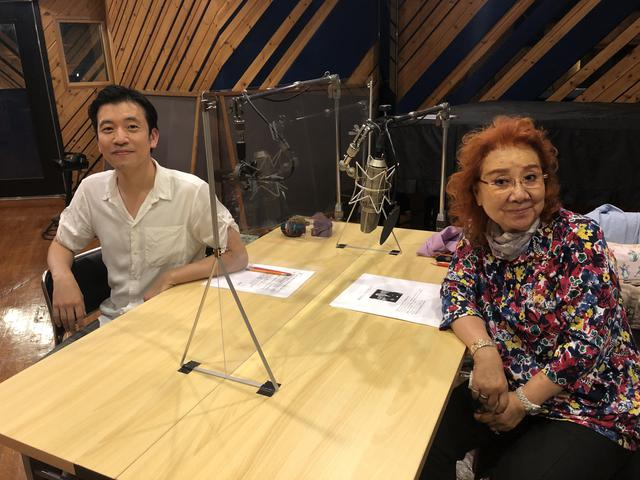 画像: 「続・野沢の雅子さん」10月31日(土)#14 ゲストは スピーチライターの蔭山洋介さん