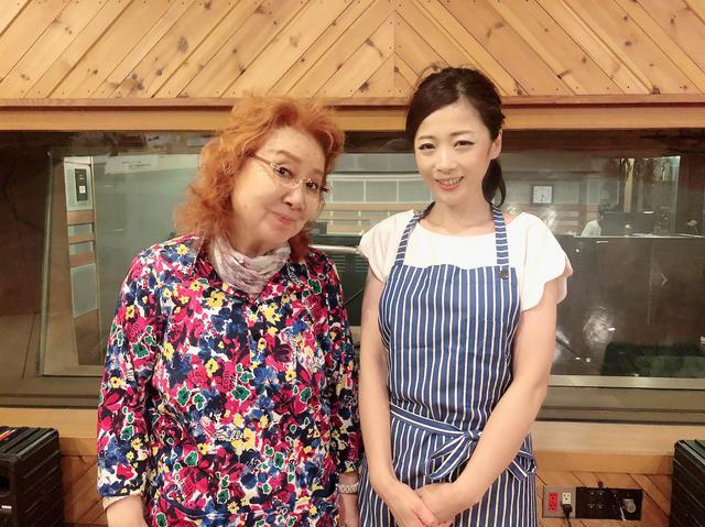 画像: 「続・野沢の雅子さん」11月28日(土)#18 ゲストは スパイス料理研究家の一条もんこさん