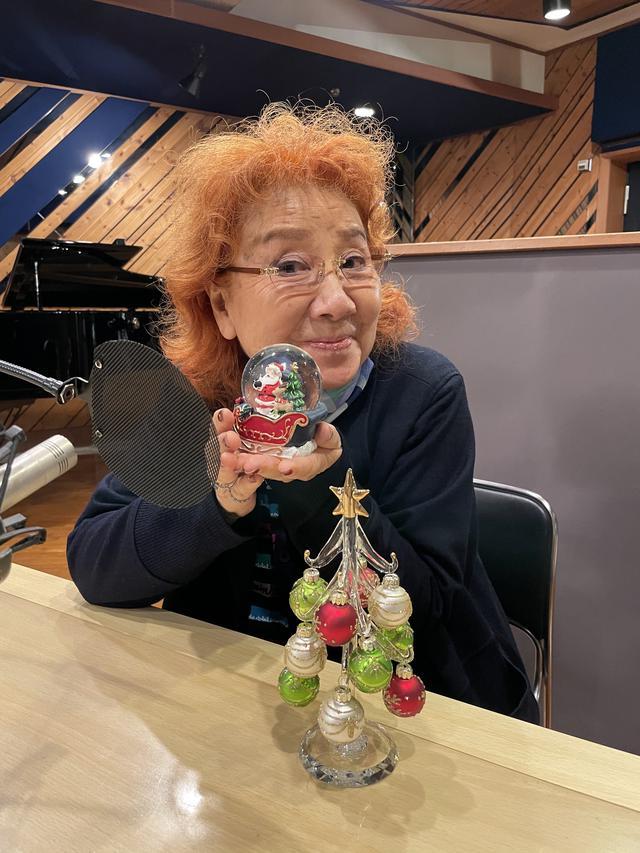 画像: 「続・野沢の雅子さん」12月19日(土)#21 クリスマス直前スペシャル 皆様からの 「大切な人へのメッセージ」を紹介