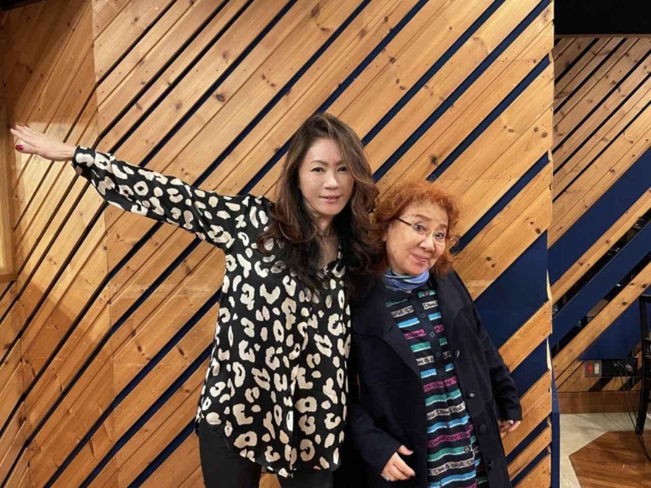 画像: 「続・野沢の雅子さん」1月16日(土)#25 ゲストは シンガーソングライターの大黒摩季さん